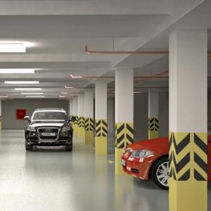 Автостоянки, паркинги Славска