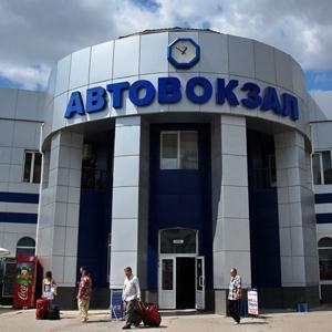 Автовокзалы Славска