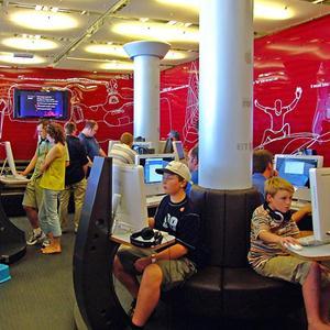 Интернет-кафе Славска