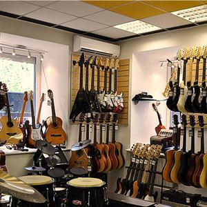 Музыкальные магазины Славска